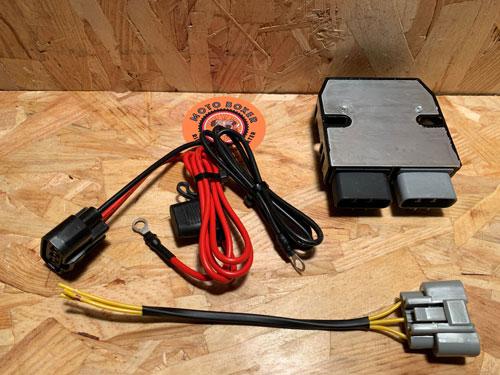 crimped kit for mosfet regulator
