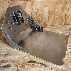 bash plate for yamaha 600 xtr & xtx