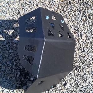 bash plate for honda transalp 650
