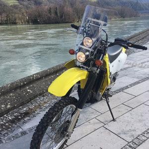 rally fairing kit suzuki 400 DRZ