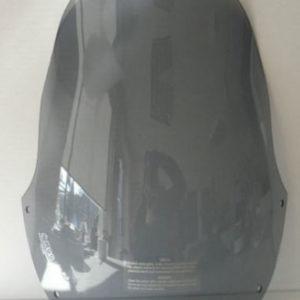 dark smoked touring windshield for kawasaki 500 kle before 1994
