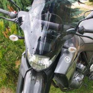 dark smoked touring windshield for yamaha 660 XTR & XTX