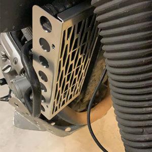 radiator guard for suzuki DR 650 SE