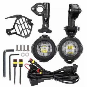 additional fog lights kit