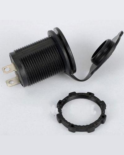 motorcycle 12v plug cigarette lighter type