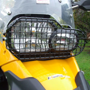 headlight protection for BMW F 650, 700 & 800 GS
