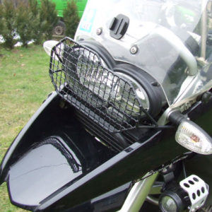 headlight protection for BMW R1200 GS
