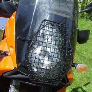 headlight protection for KTM 950/ 990 Adventure