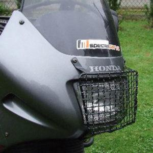 headlight protection for honda 600 transalp
