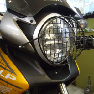 headlight protection for honda 700 transalp