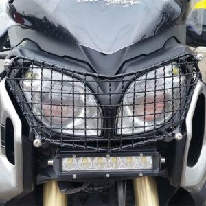 headlight protection for yamaha 1200 XTZ