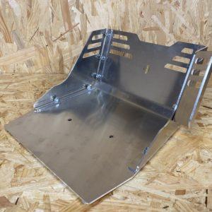 Bash plate for Honda Dominator 650