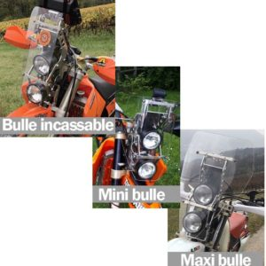 replacement windscreen for rally fairing kit