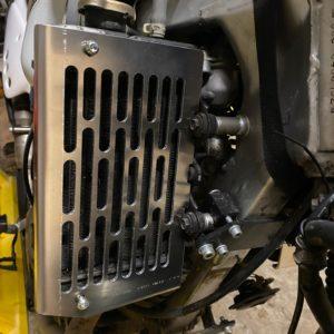 radiator guards for honda 600 transalp